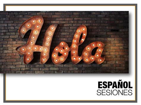 Español Sesiones